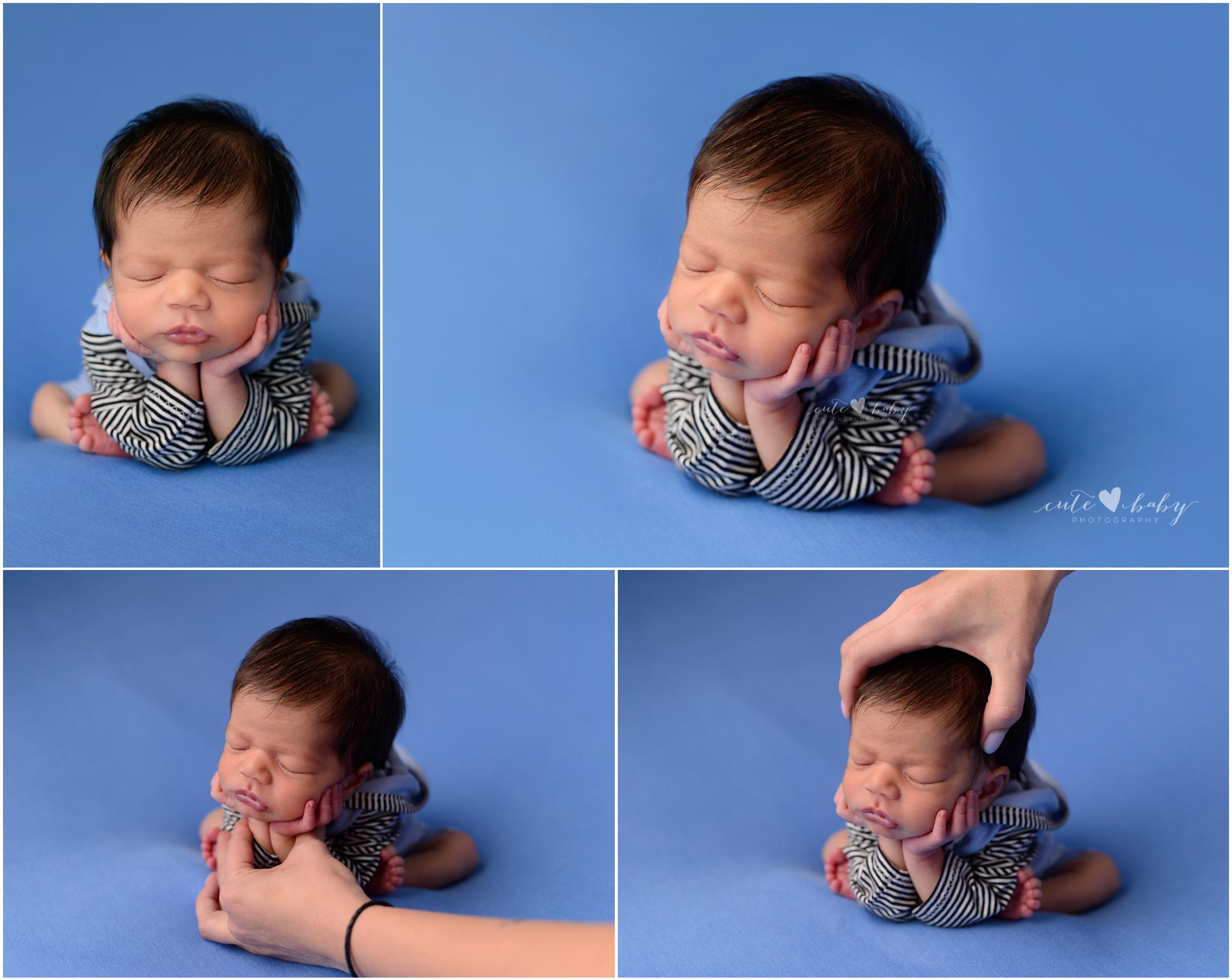 Newborn Photography Manchester, Newborn Pictures Cheshire, Newborn Safety Cute Baby Photography
